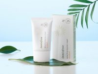 Review kem chống nắng Innisfree Daily UV Protection Cream No Sebum SPF35/PA+++